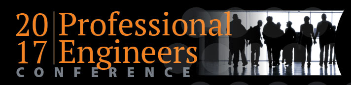 Professional Engineers Conference logo